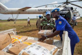 Entwicklungshilfe Tschad Deutschland sichert dem Tschad Hilfsgelder in Millionenhöhe zu |  Bild: © UNAMID [CC BY-NC-ND 2.0]  - flickr