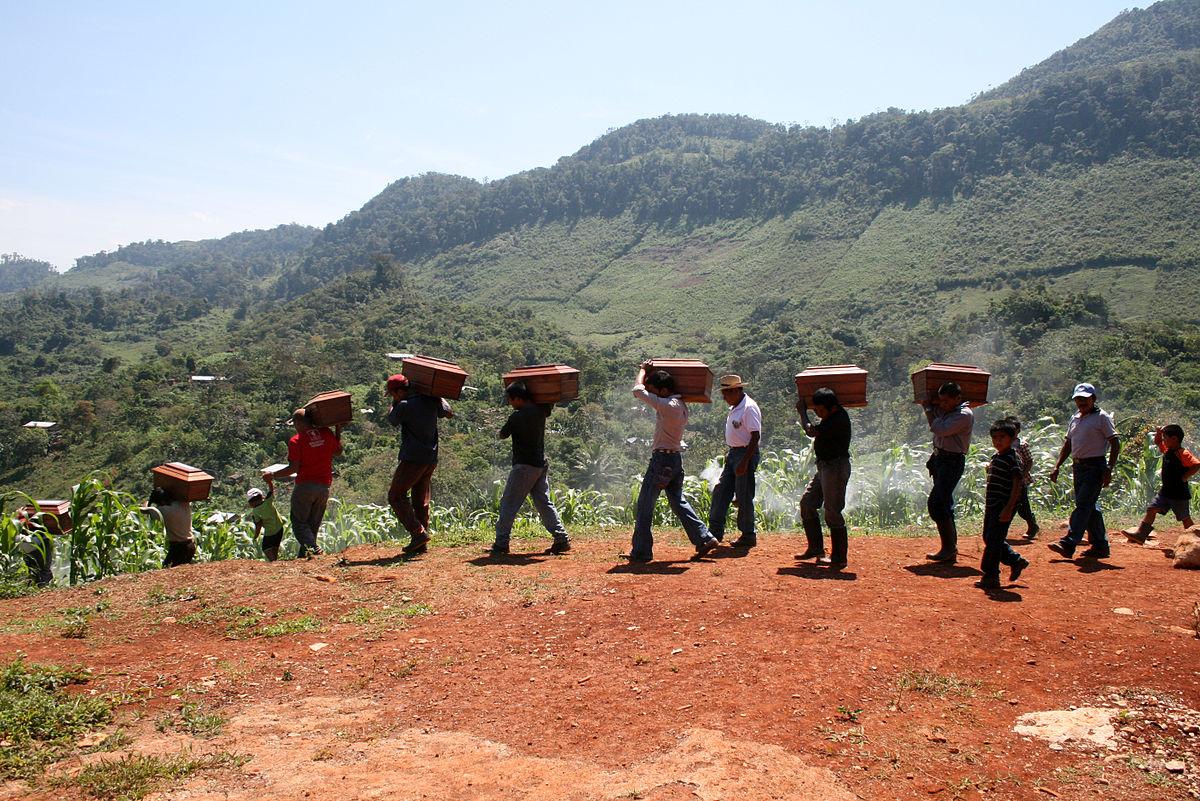 Guatemaltekische Ureinwohner