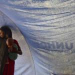 Eine somalische Frau mit ihrem Baby in einem Flüchtlingscamp des UNHCR Eine somalische Frau mit ihrem Baby in einem Flüchtlingscamp des UNHCR | Bild (Ausschnitt): © United Nations Photo [CC BY-NC-ND 2.0] - flickr