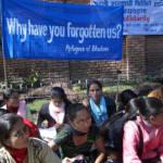 Die Unterdrückung durch die Regierung zwang jeden 6. Bhutanesen zur Flucht- meist nach Nepal | Bild (Ausschnitt): © ISN [CC BY-NC-ND 2.0] - flickr
