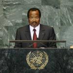 Paul Biya, Präsident von Kamerun Paul Biya, Präsident von Kamerun, regiert das Land seit 35 Jahren | Bild (Ausschnitt): © United Nations Photo [CC BY-NC-ND 2.0] - flickr