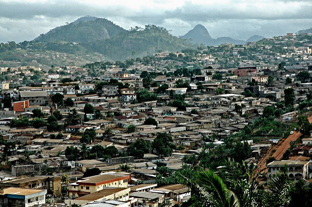 Yaoundé - Hauptstadt von Kamerun    Bild: © alvise forcellini [CC BY-NC 2.0]  - flickr