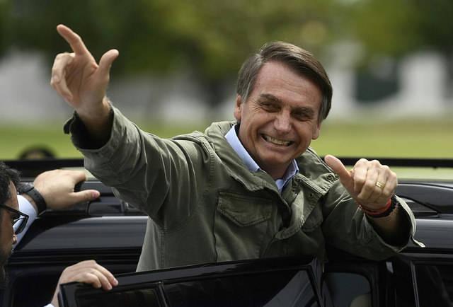 Jair Bolsonaro Brasiliens neuer Präsident möchte den brasilianischen Regenwald noch stärker abholzen als bisher - dies hätte fatale Auswirkungen auf den Klimawandel |  Bild: © Jeso Carneiro [CC BY-NC 2.0]  - flickr