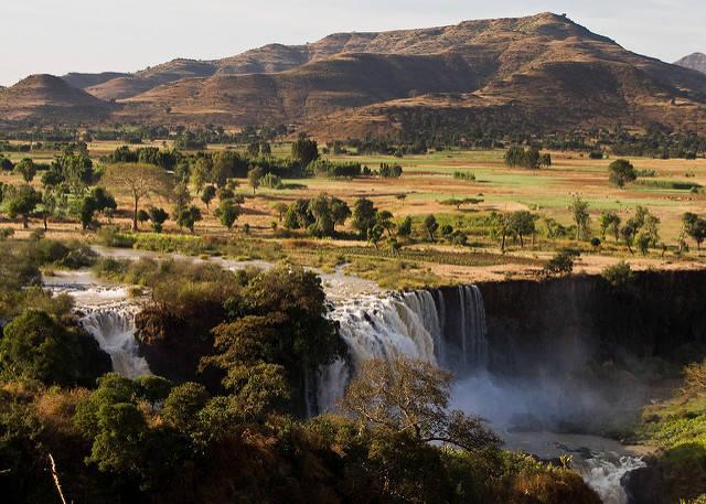 Der Blaue Nil ist einer der Hauptstränge des Nils und für die Hauptwasserzufuhr in Äthiopien zuständig |  Bild: © Will De Freitas [CC BY-NC-ND 2.0]  - Flickr