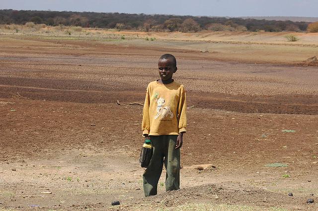 Dürre Ostafrika