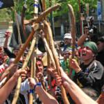 Mapuche Mapuche in Chile kämpfen für ihre Rechte | Bild (Ausschnitt): © David Suazo Quintana [CC BY-NC 2.0] - flickr