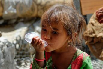 Mehrere Milliarden Menschen haben keinen dauerhaften Zugang zu sauberem Trinkwasser und sicheren Sanitäranlagen  |  Bild: © Riccardo Maria Mantero [CC BY-NC-ND 2.0]  - flickr