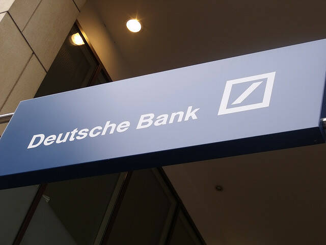 Deutsche Bank Deutsche Bank |  Bild: © Elliott Brown [CC BY 2.0]  - flickr