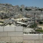Oft zerstört die israelische Armee Häuser von Palästinensern in Ostjerusalem und zwingt die Bevölkerung damit zum Rückzug aus arabischen Stadtteilen Oft zerstört die israelische Armee Häuser von Palästinensern in Ostjerusalem und zwingt die Bevölkerung damit zum Rückzug aus arabischen Stadtteilen | Bild (Ausschnitt): © Ted Swedenburg [CC BY-NC 2.0] - Flickr