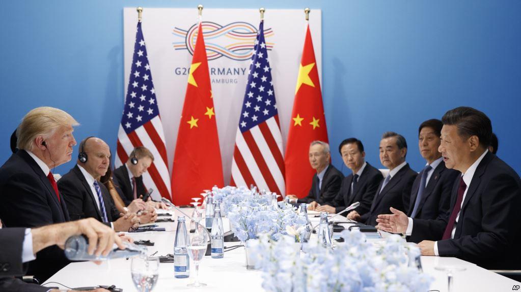 Verhärtete Fronten: Der Handelskrieg zwischen den USA und China eskaliert immer mehr - und zwingt dabei andere Länder sich für eine der beiden Seite zu entscheiden