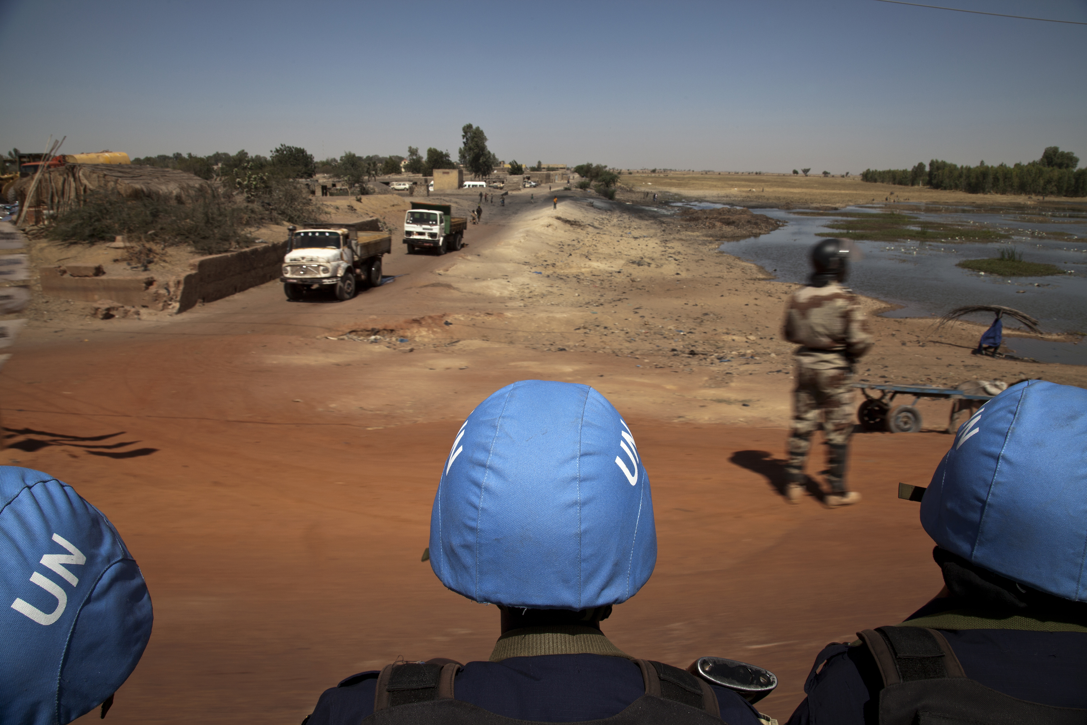 UN-Friedensmission in Mali