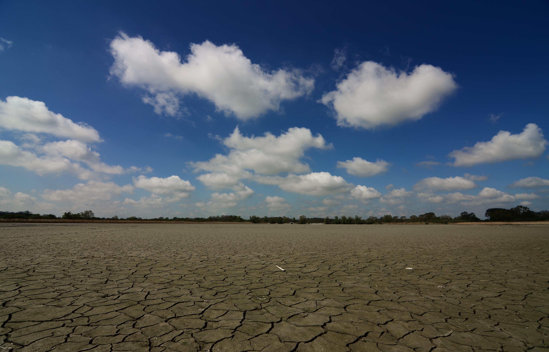 Breite Landstriche sind von klimabedingter Dürre betroffen und zwingen Menschen zur Flucht |  Bild: © ironpoison [CC BY-NC 2.0]  - flickr