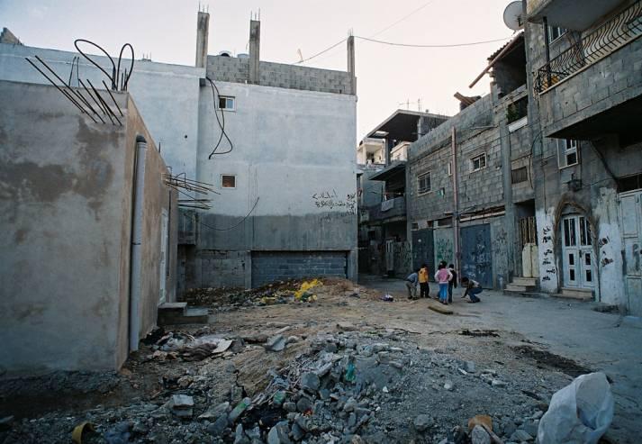Kinder im Flüchtlingslager Aida in  Bethlehem im Westjordanland    Bild: ©  Michele Benericetti [CC BY-ND 2.0]  - flickr